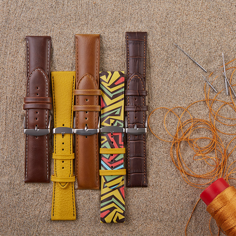 Sona Wearables | Genuine Leather Watch Strap Manufacturer