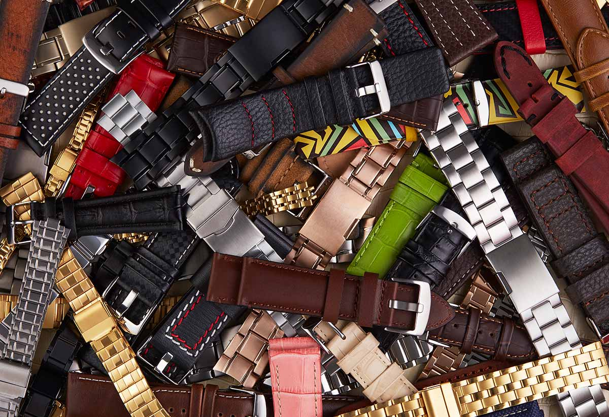 Sona Wearables | Imitation Solid Watch Strap Manufacturer