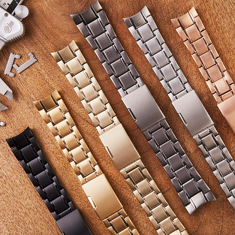 Sona Wearables| Leather, Steel, Ion Plated Watch Strap Manufacturers