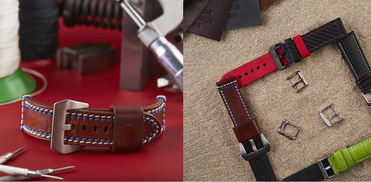 leather strap manufacturer