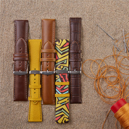 leather strap manufacturer