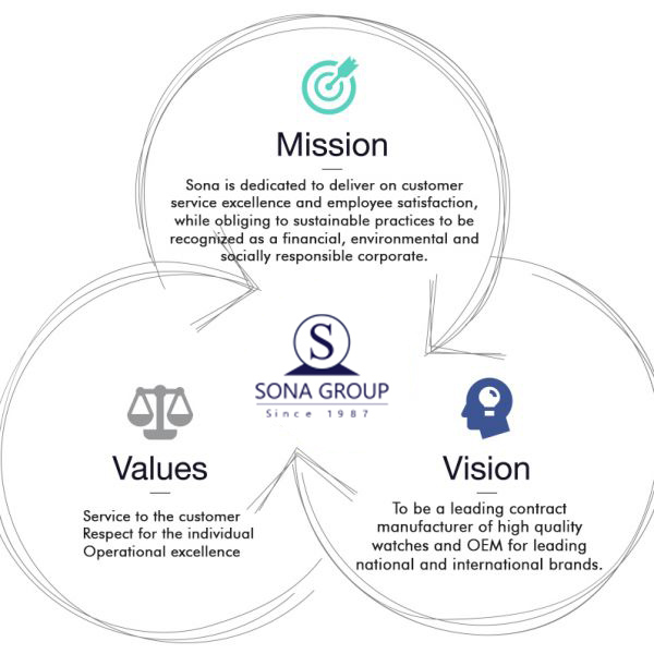 sona group vision